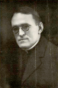 Father Thomas Lenahan founded the first Newman Club in 1923.